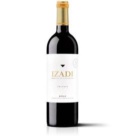 2015 Rioja Tinto Crianza - Izadi