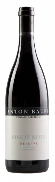 2014 Pinot Noir Reserve Limited Edition - Bauer, Anton