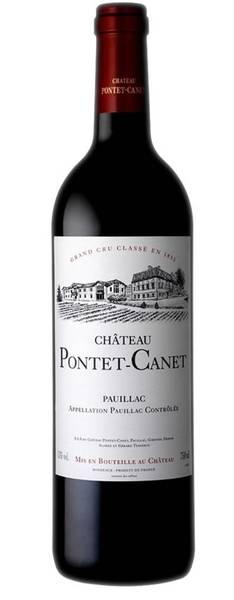 2012 Château Pontet Canet***