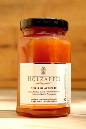 Holzapfel - Marillenmarmelade 250g