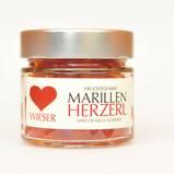 Wieser - Marillen Herzerl 200g